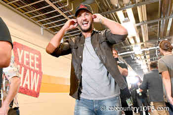 Win a Private Zoom Experience with Luke Bryan in Your Living Room - catcountry1073.com