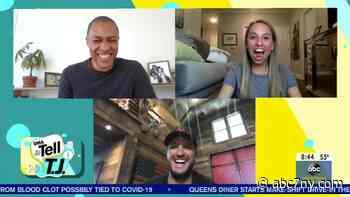 'American Idol' judge Luke Bryan surprises nurse on GMA with song - WABC-TV