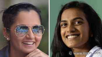 Raising a racket: Sania, Sindhu and their lockdown Hyderabad blues