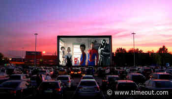 A New Drive-In Movie Theatre is Opening in Vaudreuil-Dorion - Time Out