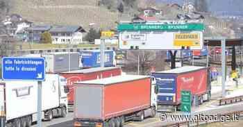 A22, domenica e lunedì divieto di transito per i tir tra Vipiteno ed il Brennero - Alto Adige