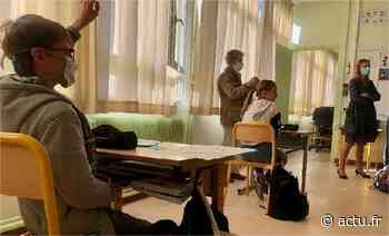 Val-d'Oise. Herblay-sur-Seine. : les écoles rouvrent progressivement - actu.fr