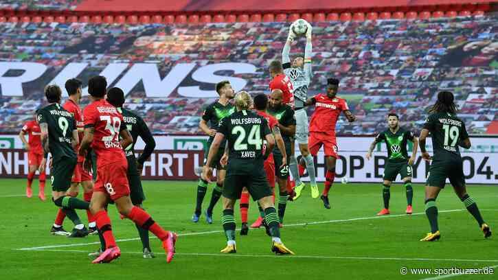Die Wölfe in Noten: So war der VfL Wolfsburg bei Bayer Leverkusen in Form - Sportbuzzer