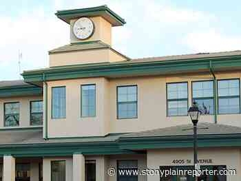 Town of Stony Plain sets new 2020 tax rate - Stony Plain Reporter
