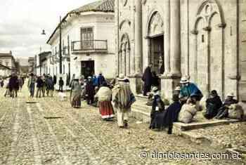 """Calles de mi ciudad: La """"Primera Constituyente"""", Riobamba – 1936 - Diario Los Andes"""