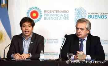 Kicillof aspira a rozar el 30% de coparticipación para Buenos Aires - Letra P