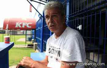 El entrenador argentino Julio Asad está hospitalizado en Buenos Aires - El Comercio (Ecuador)
