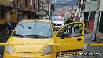 Un motorizado asesinó de varios disparos a un taxista en Buenos Aires - Alerta Paisa