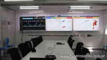 Los Comités de Emergencia y Crisis   Noticias   Buenos Aires Ciudad - buenosaires.gob.ar