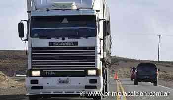 Madre e hijo llegaron hasta Alem desde Buenos Aires ocultos en un camión - Primera Edicion