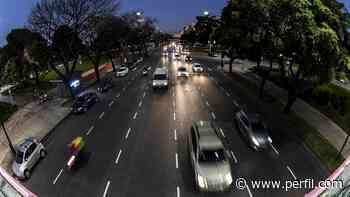 Ciudad de Buenos Aires registró menos tránsito y caída en uso de transporte público - Perfil.com