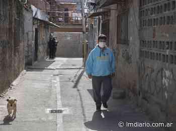 El aislamiento en Buenos Aires y el Conurbano tiene un apoyo del 98 por ciento - Javier Imaz