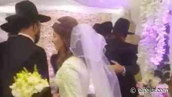 Una boda en Buenos Aires termina con los novios y un rabino presos por violar la cuarentena - EL PAÍS