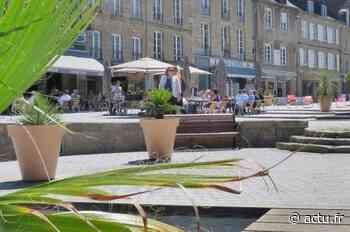 Guingamp : une douzaine de terrasses supplémentaires au centre-ville courant juin - actu.fr