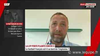 Bertrand Desplat (Guingamp) sur le partage des droits télé : « La Ligue 2 a été balayée d'un revers de main » - Foot - L'Équipe.fr