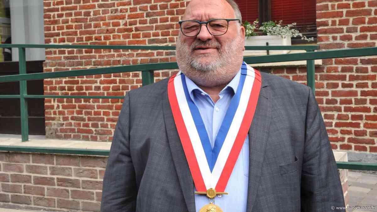 Louvignies-Quesnoy: Alain Michaux élu maire par le conseil municipal - La Voix du Nord
