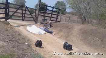 Hallan muerto a un campesino en una trocha de Nueva Granada, Magdalena - El Informador - Santa Marta