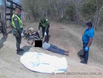 En Nueva Granada fue encontrado hombre sin vida en plena calle - El Informador - Santa Marta