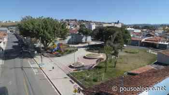 Praça da Árvore Grande é revitalizada em Pouso Alegre - PousoAlegre.net