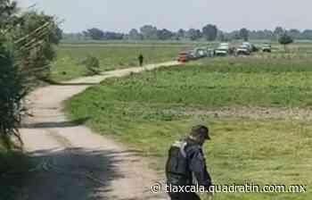 Encuentran cuerpo degollado y mutilado de brazos en Teacalco - Quadratín Tlaxcala