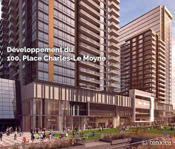 Devimco unveils $500M Longueuil multiresidential project - Real Estate News EXchange
