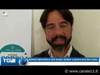 BONUS REGIONALE 800 EURO: SORSO LIQUIDA 600.000 EURO - Canale 12
