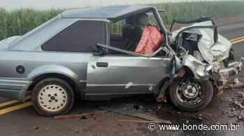 Homem morre em acidente entre Alvorada do Sul e Porecatu nesta quarta - Bonde. O seu Portal de Notícias do Paraná