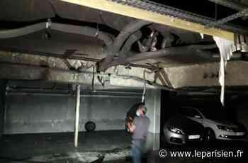 Bezons : des dizaines de foyers privés d'eau à cause d'un incendie - Le Parisien