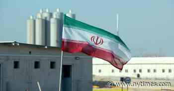 U.S. to Penalize Work at Iranian Facilities in Latest Blow to Nuclear Accord