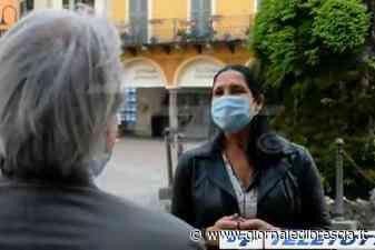 LARA MAGONI IN VISITA A ISEO - Giornale di Brescia - Giornale di Brescia