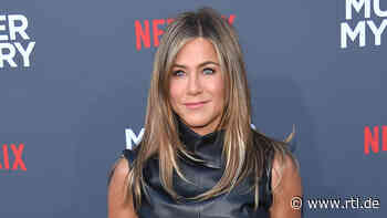 So schlimm ist die Corona-Isolation für Jennifer Aniston - RTL Online