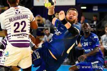 Au Saran Loiret handball, Hadrien Ramond sacré meilleur pivot, reprise du championnat annoncée pour octobre - Saran (45770) - La République du Centre
