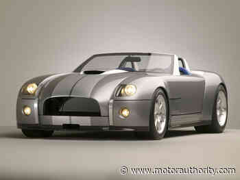 2004 Ford Shelby Cobra concept roars into Jay Leno's Garage - Motor Authority