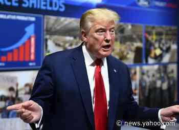House pulls FISA bill after Trump says he would veto legislation