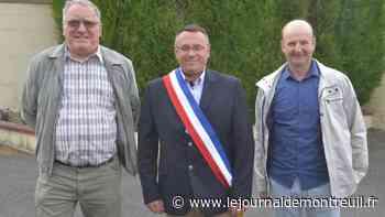 Patrick Lavogez a ceint l'écharpe tricolore à Rumilly - Le Journal de Montreuil