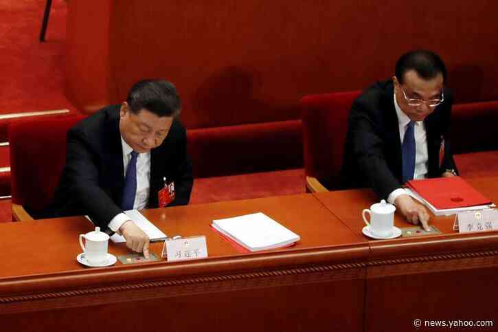 China parliament approves Hong Kong security bill as tensions with U.S. rise