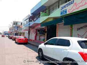 Impiden locatarios cierre de establecimientos en Mixquiahuala - Independiente de Hidalgo