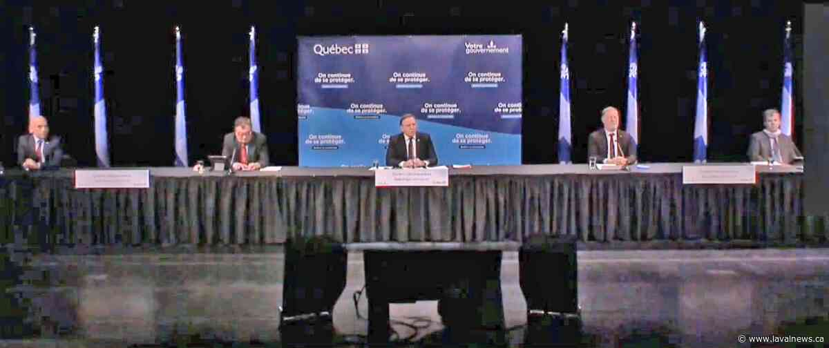 Premier Legault meets with Laval Mayor Demers - Laval News