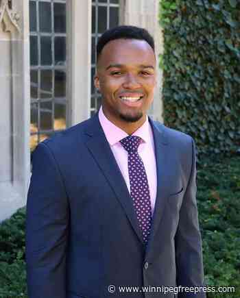 Princeton's first black valedictorian says his 'heart still lies' in Canada