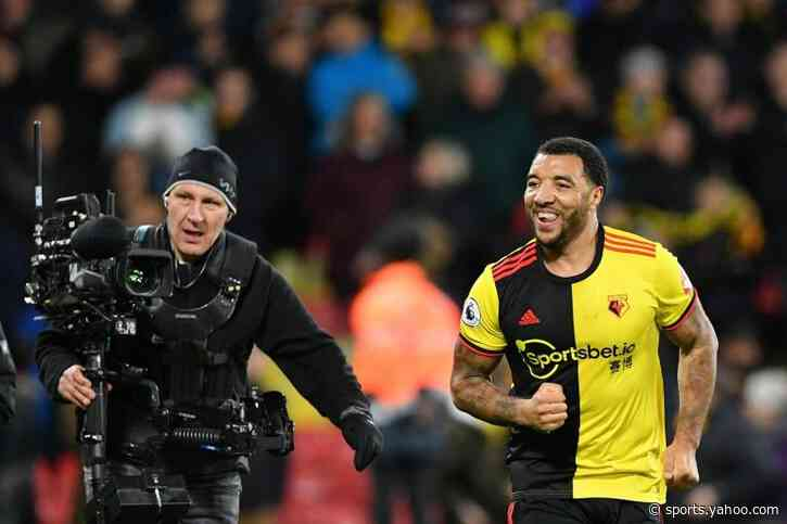 Watford's Deeney reveals abuse after expressing virus fears