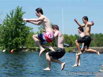Still hot: After record-breaking heat Wednesday, humidex to reach 34 later today