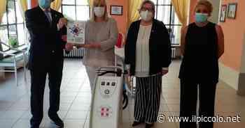 All'Uspidalì un dispositivo sanificatore dal Rotary Valenza - Il Piccolo