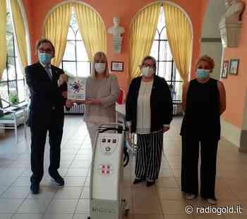 Rotary Club di Valenza dona un sanificatore all'Uspidalì - Radiogold