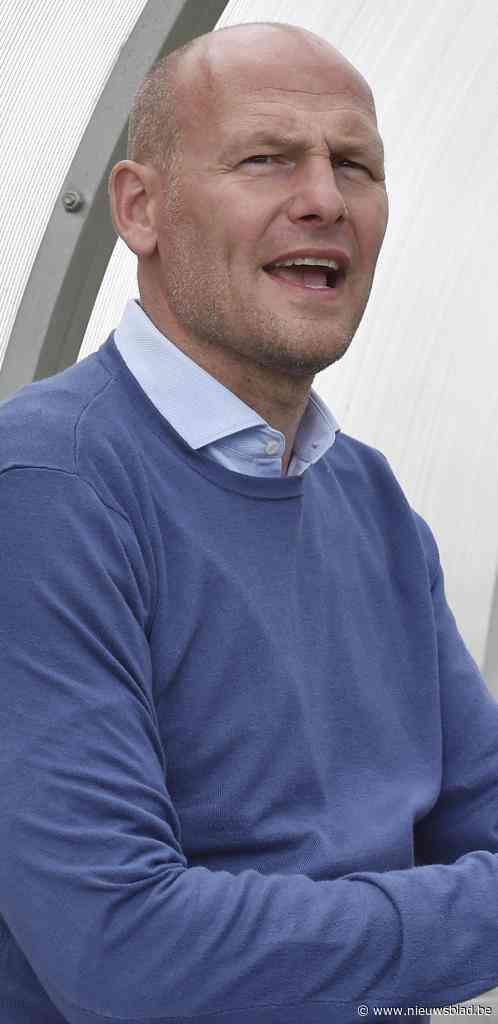 Bert Dhont nieuwe hoofdtrainer van Sparta Petegem