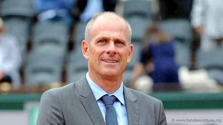Guy Forget: We would like there to be tournaments on clay before Roland Garros