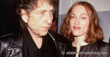 """Bob Dylan: """"Pop means nothing to me, but Madonna is good"""""""