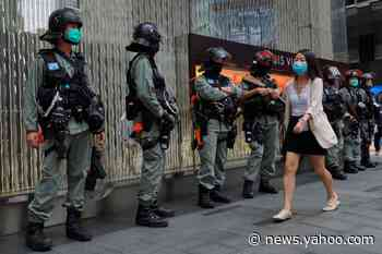 China approves sweeping national security legislation for Hong Kong, jeopardizing the city's autonomy