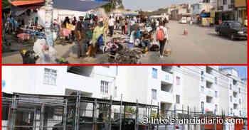 Unidad VW y tianguis en San Jerónimo; dos estampas de la pandemia - Intolerancia Diario