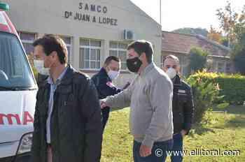 Funcionarios de Salud provincial visitaron San Jerónimo Norte y Santa Clara - El Litoral