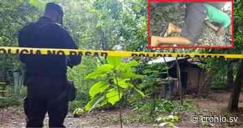 Enfrentamiento armado entre PNC y delincuentes deja un pandillero abatido en Moncagua - Diario Digital Cronio de El Salvador